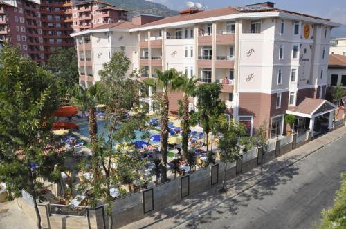 Alanya Primera Hotel & Apart how to go