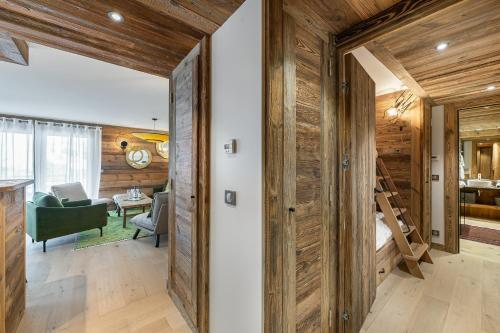 . Appartement Ourson - LES CHALETS COVAREL