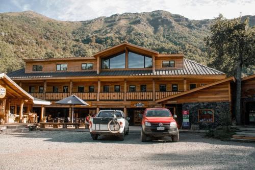 Las Bravas Lodge - Accommodation - Las Trancas