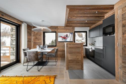 . Appartement Flocon - LES CHALETS COVAREL