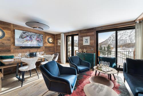 . Appartement Etoile - LES CHALETS COVAREL
