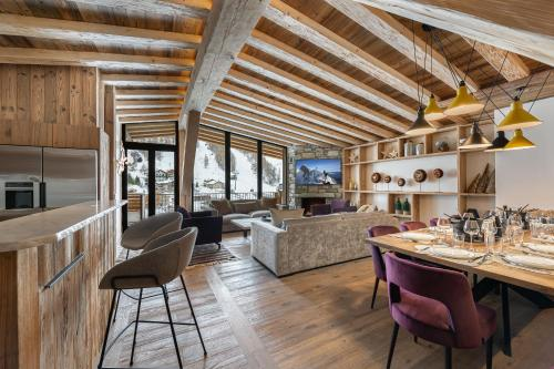 . Penthouse Flèche - LES CHALETS COVAREL