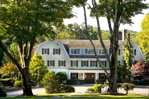 The Mayflower Inn & Spa