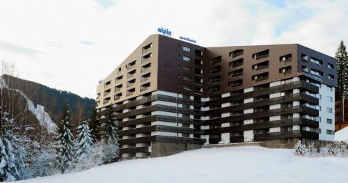 . Apartments Alpin Resort Poiana Brasov