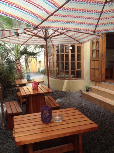 Hotel Backpacker's Hostel Iquique