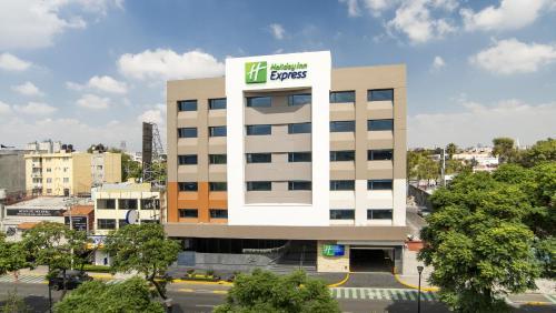 Hotel Holiday Inn Express - Mexico Basilica