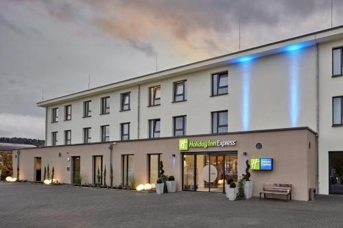 . Holiday Inn Express - Merzig