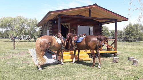Cabaña rural El Encuentro