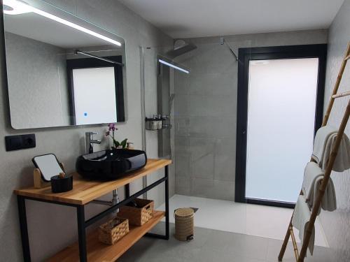 Superior Apartment - single occupancy Miradores do Sil Hotel Apartamento 4