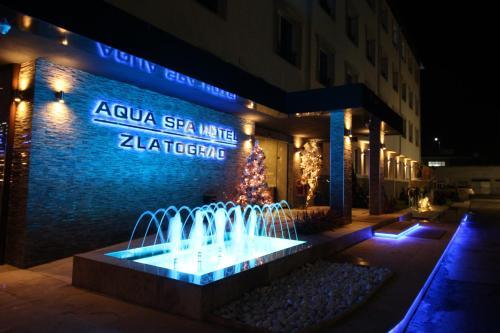 . Aqua Hotel Zlatograd
