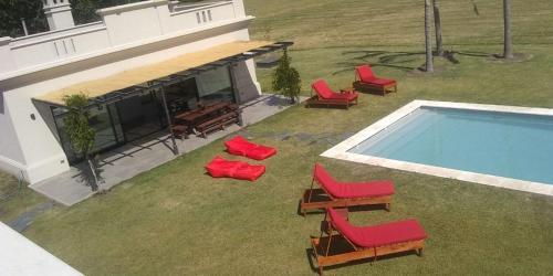 Casa Victoria equitazionegolftennis vicino a Buenos Aires e all'aeroporto di Ezeiza