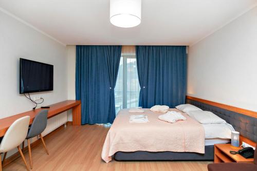 Snowside - Apartment 524 in Bakuriani