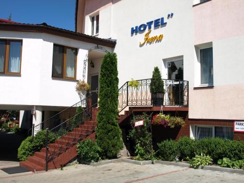 Hotel-overnachting met je hond in Hotel Irena - Morąg