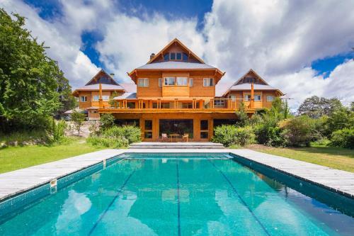 Hostería Isla Victoria Lodge - Hotel - Isla Victoria
