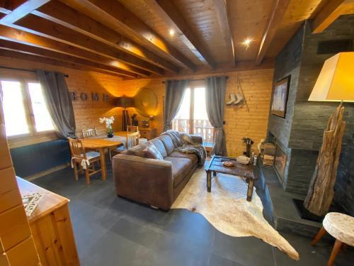 Haut de Chalet L'entasse n°9 - Hotel - Valberg