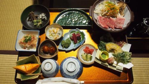 Shirakawago Gassho house Gensaku 白川郷合掌造民宿源作 image