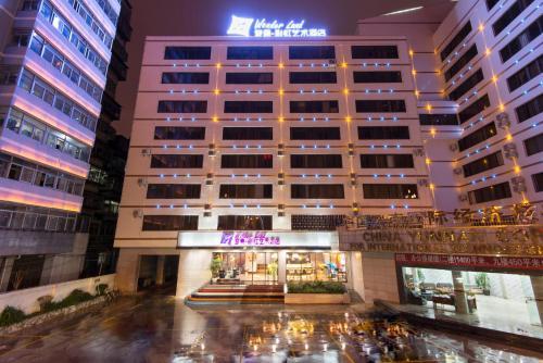 Wonder Land Hotel  Kunming Railway Station