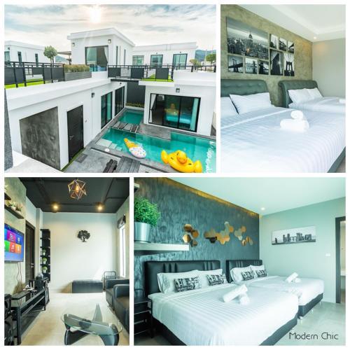 The Modern Pool Villa The Modern Pool Villa