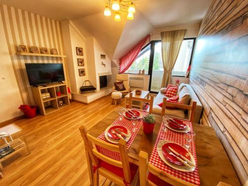 Papa Moose Pamporovo - Apartment