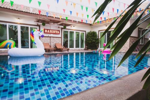 Baan Pool Villa05 (Pattaya-NongHin) Baan Pool Villa05 (Pattaya-NongHin)