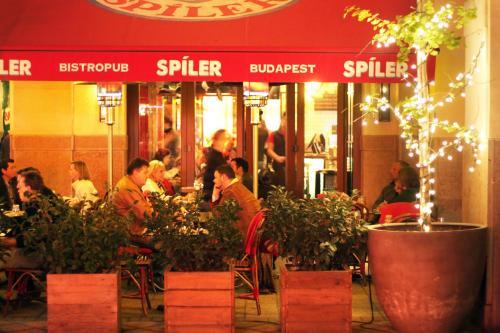 Hotel Gozsdu Court photo 4