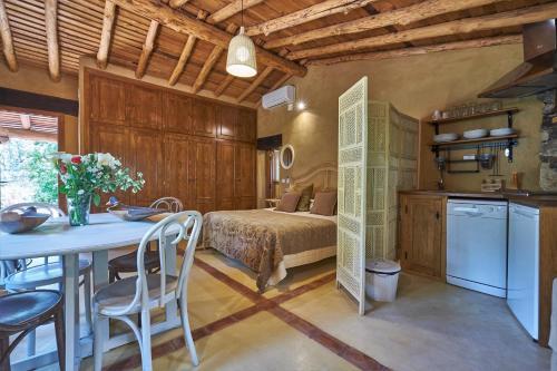 Casa con 1 dormitorio El Escondite De Pedro Malillo 13
