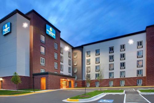 . WoodSpring Suites Washington DC Northeast Greenbelt