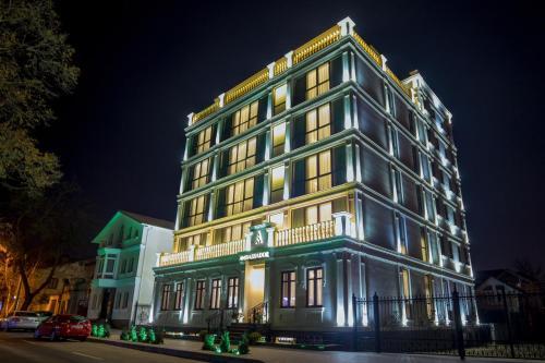 . Ambassador Hotel