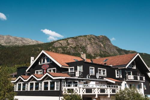Hemsedal Cafe Skiers Lodge