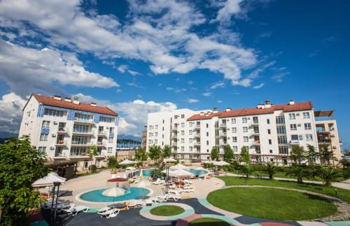 Apart Hotel Imeretinskiy - Morskoy Kvartal - Accommodation - Adler