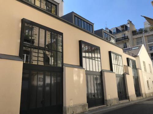Villa Blomet - Hôtel - Paris