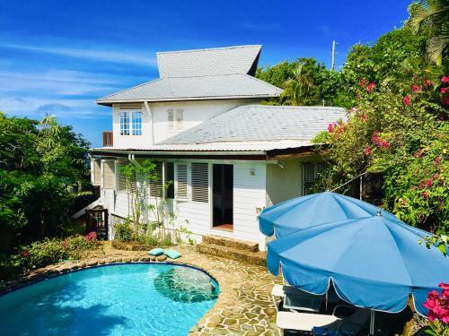 Cap Estate Villa Sleeps 6 Pool Wifi