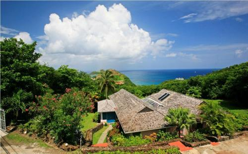Cap Estate Villa Sleeps 6 Pool Air Con Wifi
