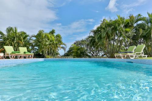 Cap Estate Villa Sleeps 10 Pool Air Con Wifi