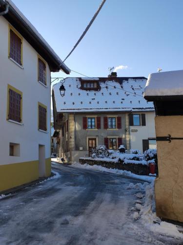Le Reposoir - Hotel - Les Avanchers