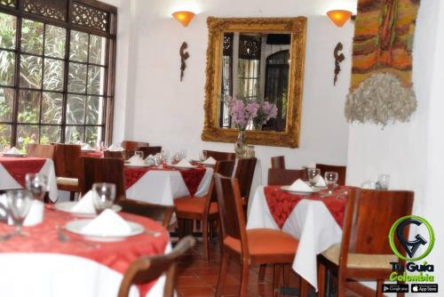 Hotel Los Frayles, Villa de Leyva