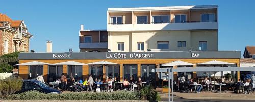 . Hotel Cote d'Argent
