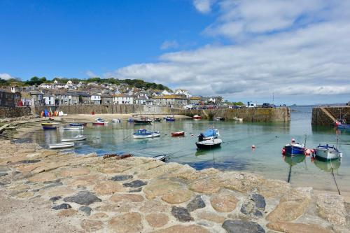 Blue Cat Cottage, Mousehole, Cornwall