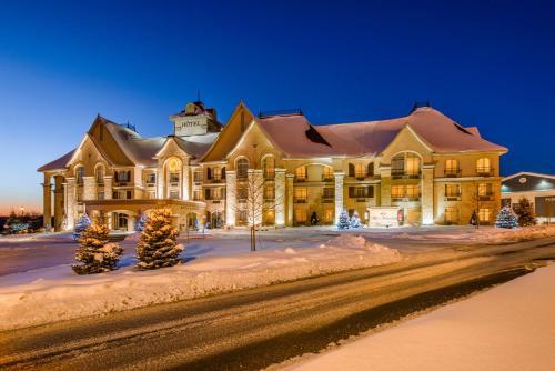 Le St-Martin Bromont Hotel & Suites - Bromont