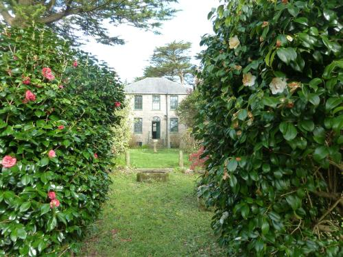 Bosvarren House, Mawnan Smith, Cornwall