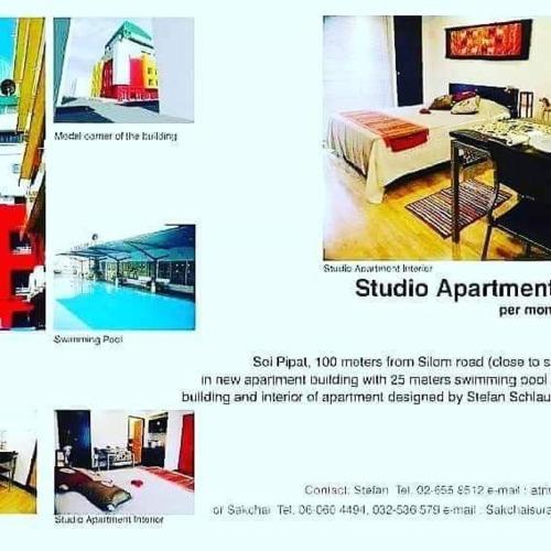 Silom. apartment. Silom. apartment.