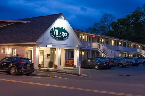 . Bar Harbor Villager Motel - Downtown