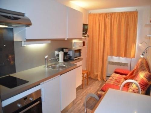 Apartment Les menuires - 3 pers, 18 m2, 1/0 Les Menuires