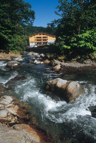 Accommodation in Shintoku