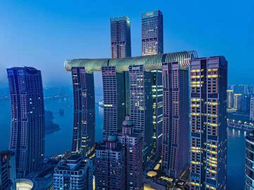 . Ascott Raffles City Chongqing