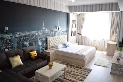 . Studio boutique apartment