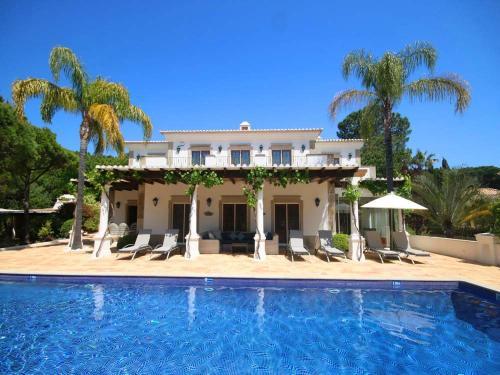 Quinta Do Lago Villa Sleeps 9 Pool Air Con Wifi