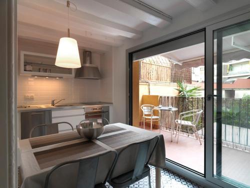 Rosselló Apartment impression