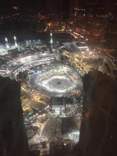 Makkah Clock Royal Tower Saudi Arabia Reviews Price From 347 Planet Of Hotels