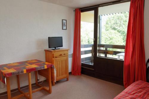 AI208 Studio 4 Pers Proche base de loisirs Carroz - Hotel - Les Carroz